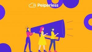 Peiperless - Crear un catálogo de ventas que venda