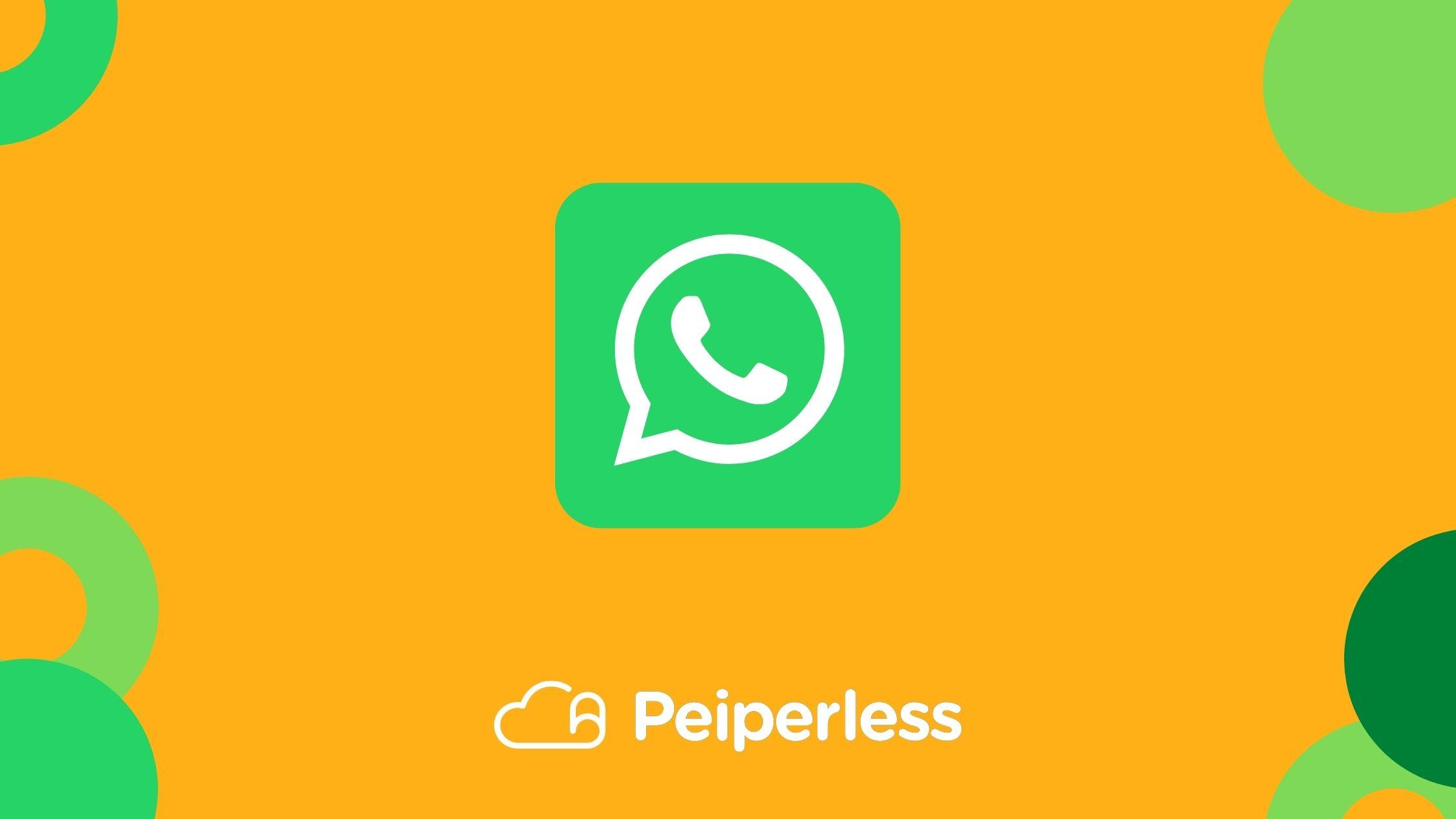 Vender por WhatsApp